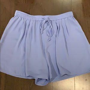 J Crew Drawstring Shorts